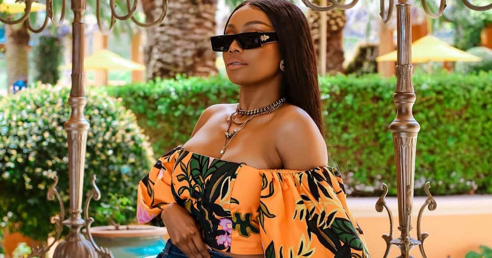 Bonang Matheba gives an update on her lawsuit, she still wants her R500k
