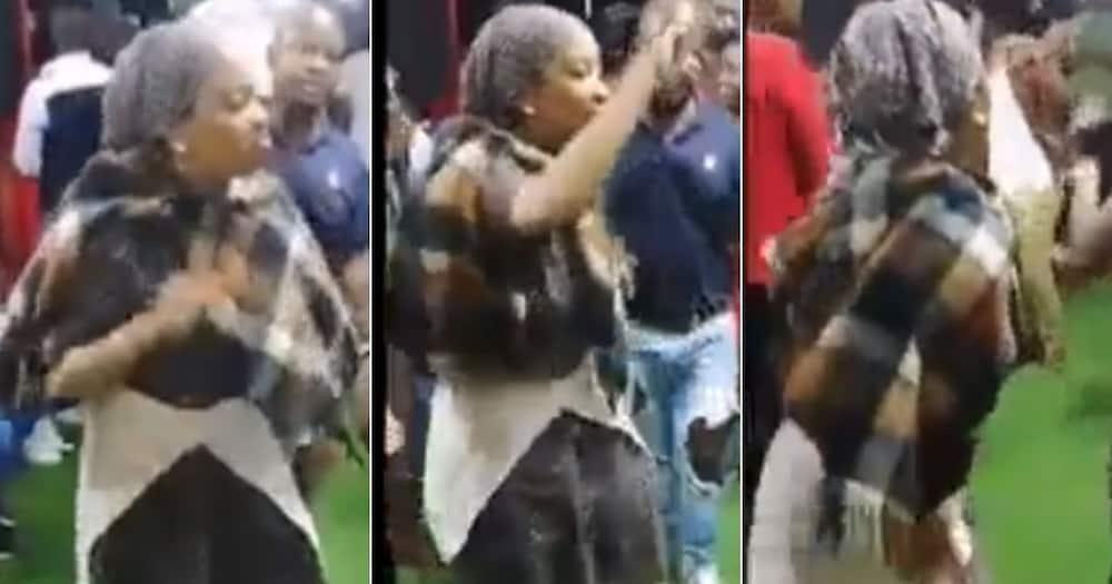 Mzansi, in Disbelief, Over Video, Makoti, Seen Partying, Hard