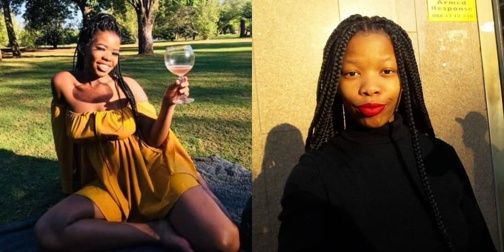 """""""Love This for Myself"""": SA Beauty Celebrates Getting """"Degreed"""" Twice at Only 21"""
