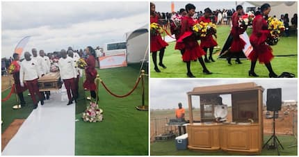 Wedding or funeral? Social media abuzz at Soshanguve colourful funeral