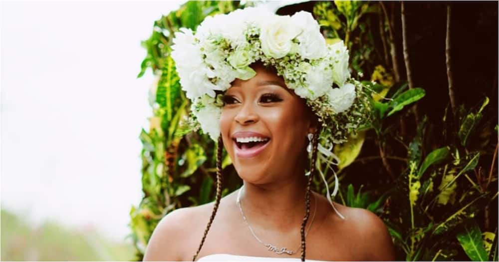 Minnie Dlamini-Jones reflects on friendship before she becomes a mommy