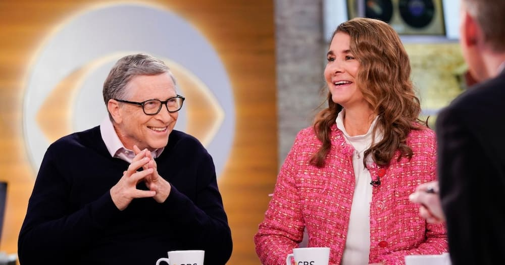 Bill Gates, Wife Melinda Announce They're Getting Divorced after 27 Years