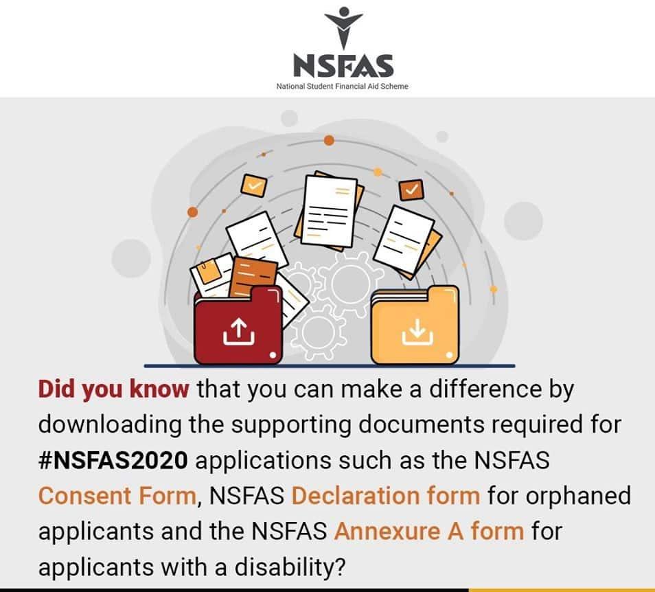 nsfas application form