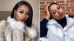 """DJ Zinhle's burning out, needs a break: """"Been working nonstop, I'm exhausted"""""""
