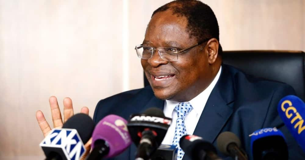 The Commission into State Capture chaired by Dep. Justice Raymond Zondo will get R78m funding. Image: Phill Magakoe/AFP via Getty Images