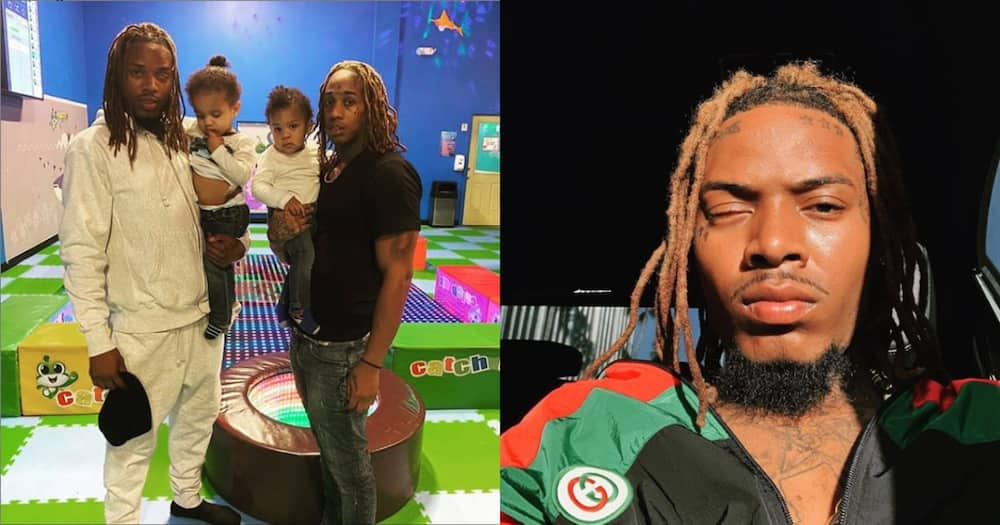 """Fetty Wap announces death of younger brother: """"I love you lil bro"""""""