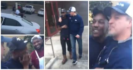 Colleagues come together to buy man a new car after his was stolen