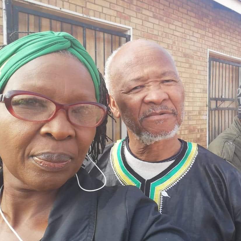 dineo ranaka parents