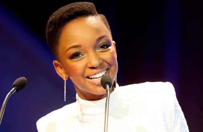 most beautiful woman in south africa 2019