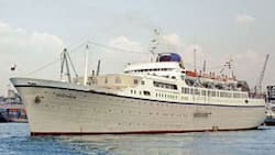 History post: The journey of MTS Oceanos, the day the cruise ship went down