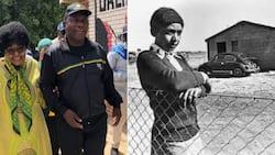 President Cyril Ramaphosa honours late Ma Winnie on her birthday