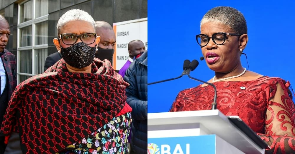 Breaking: Zandile Gumede indicted by NPA, case moved to high court