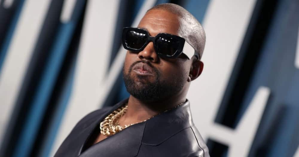 Kanye West is not the richest black person in the US. Image: Rich Fury/VF20/Getty Images for Vanity Fair