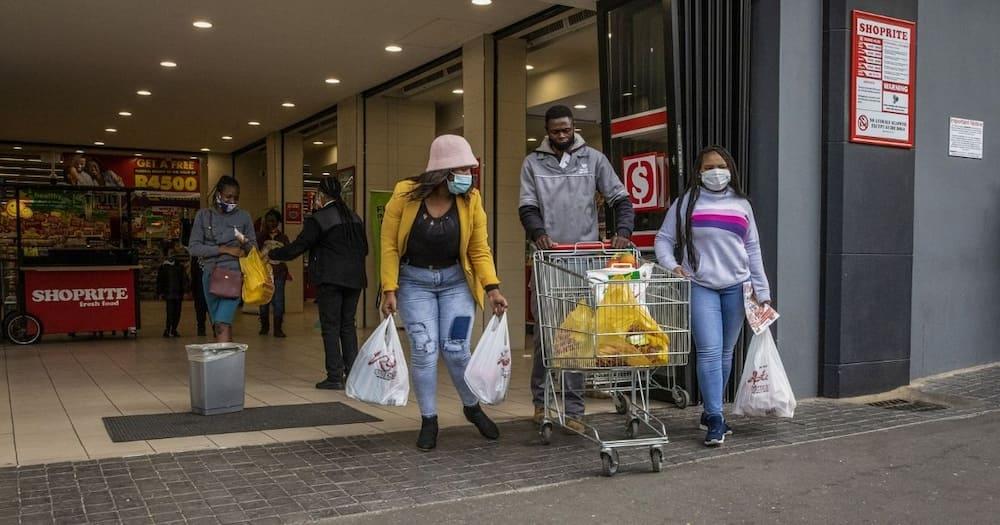 AgriSA warns, economy, looting, food prices, exports Gauteng KZN