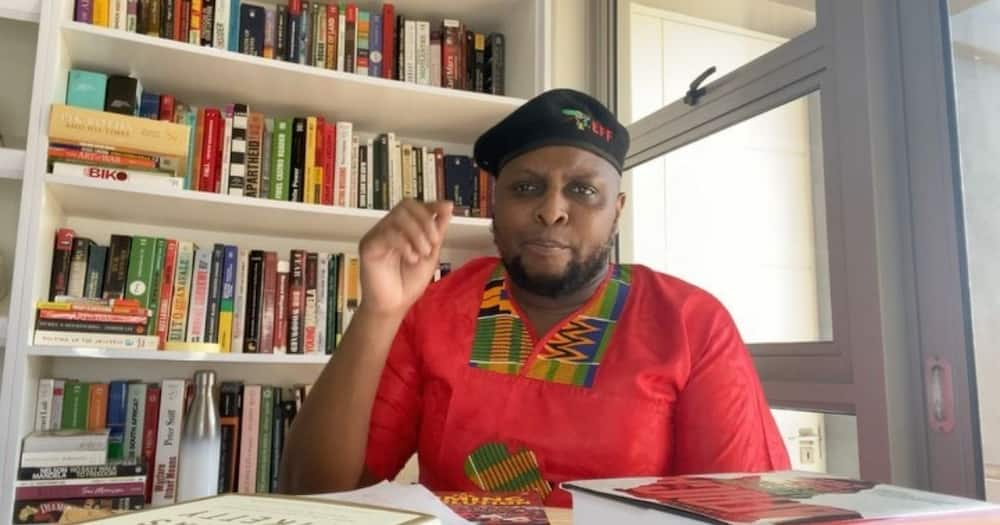 Floyd Shivambu Questions Why EFF Has Not Been Invited To Commission
