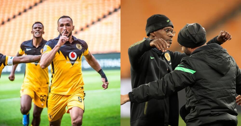 Kaizer Chiefs win again beating TS Galaxy 1-0 thanks to Samir Nurković's golden boot