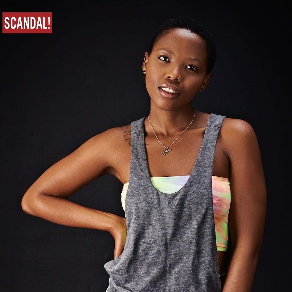 Scandal! on eTV actors in 2021