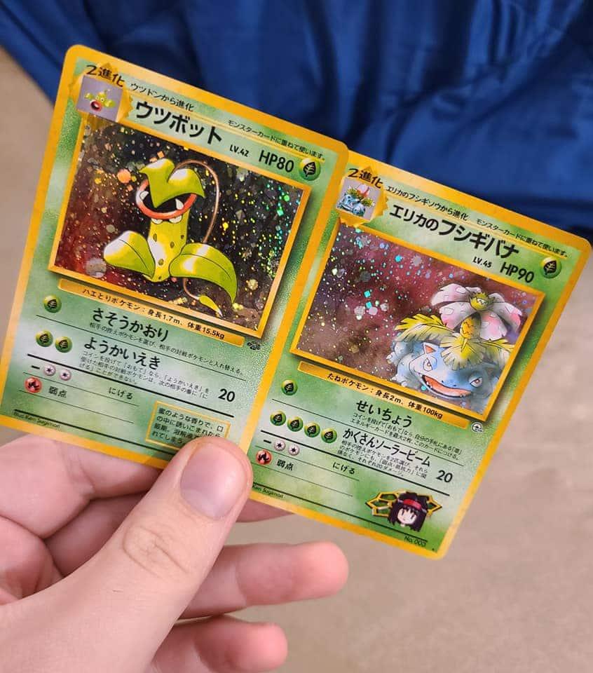 Japanese Pokemon ex