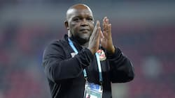 Pitso Mosimane faces possible exit from Al Ahly after contract negotiations