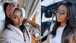 Pearl Modiadie fears hefty Eskom bill as heaters become a means of survival