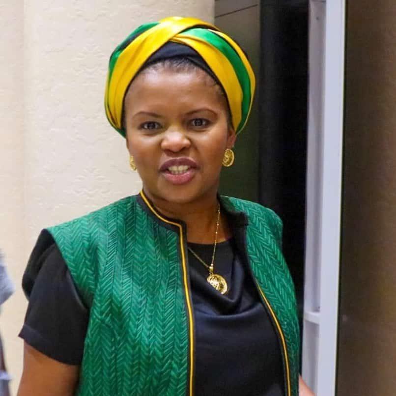 Khusela Diko qualifications