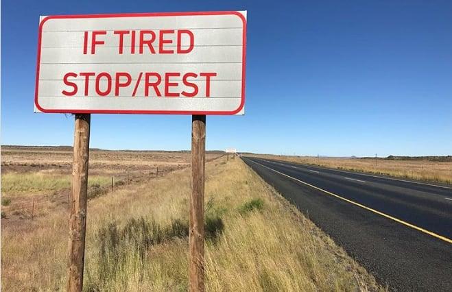 Road signs SA