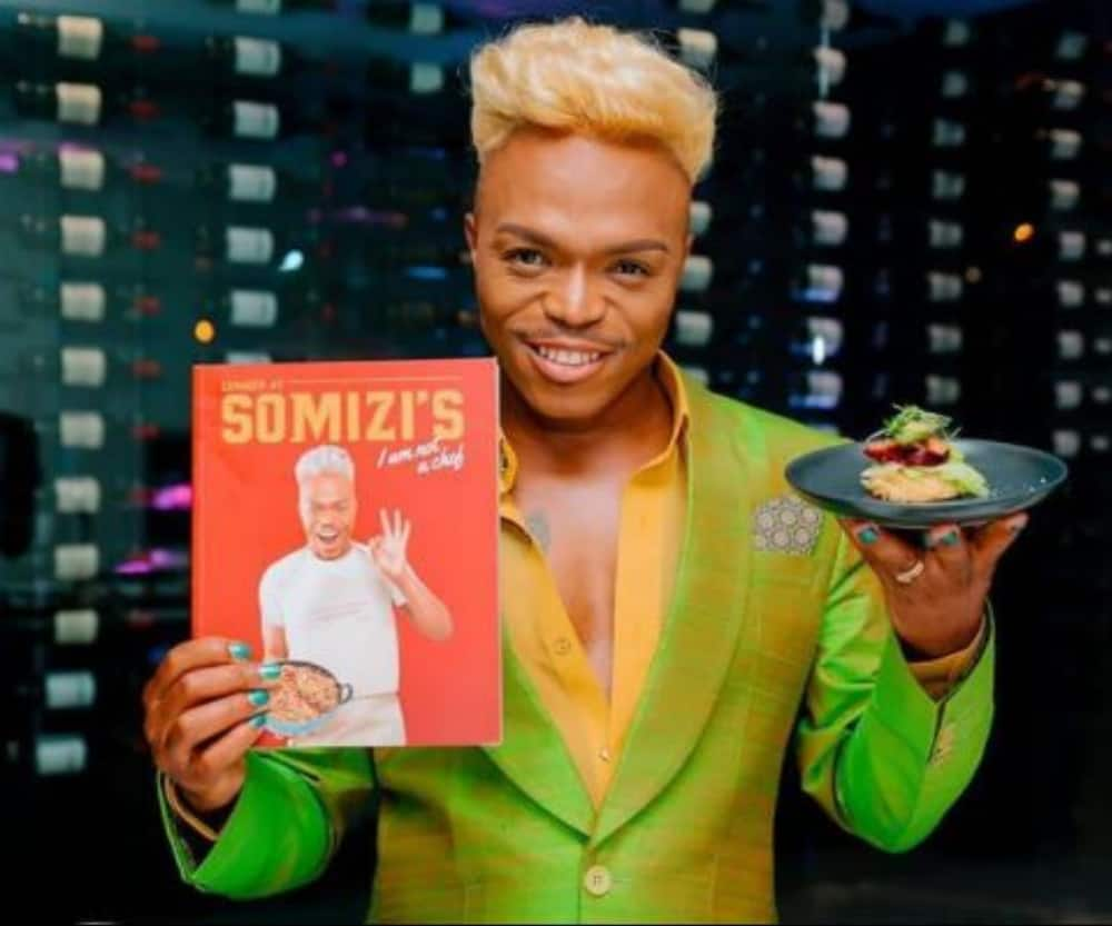 Somizi announces that he is opening a restaurant in Parkhurst in June.