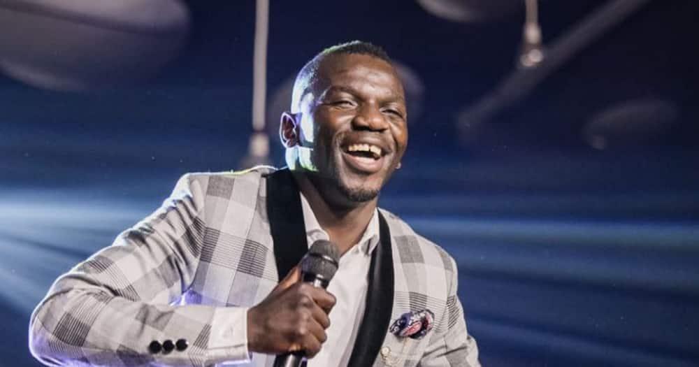 Former Polokwane City keeper has made a career change, gospel singing