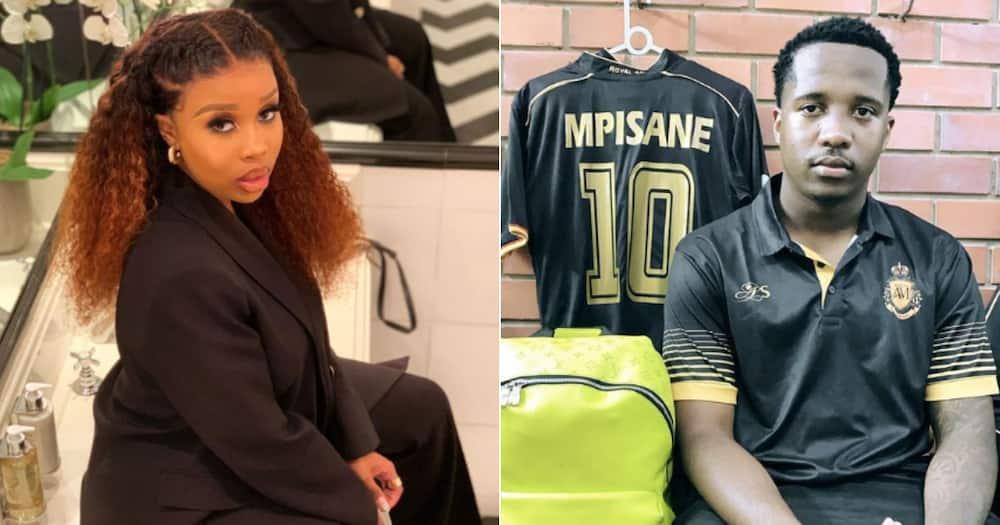 Sithelo Shozi, Andile Mpisane, Baby No.2, Likuwe Coco Mpisane