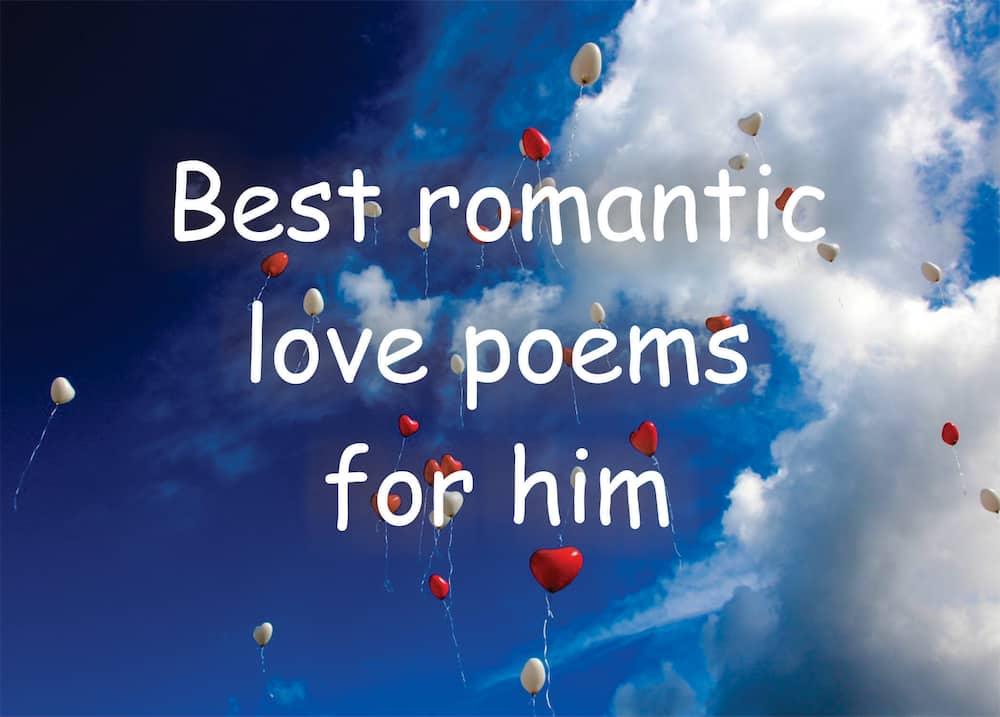 Him poems for www love Short Love