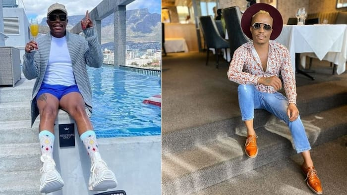 """Somizi slams new relationship rumours: """"So I'm not allowed to be seen with any male?"""""""