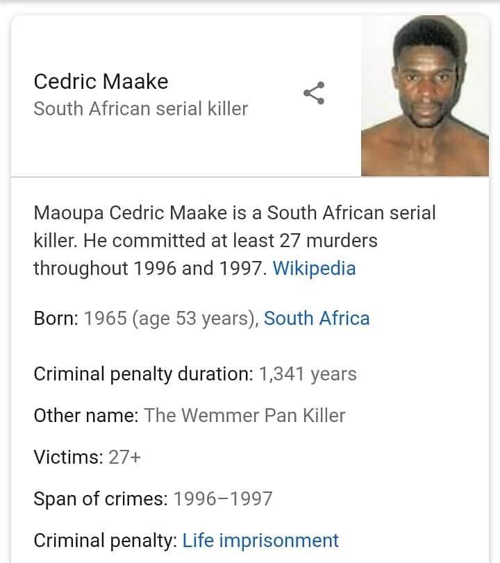 Cedric Maake