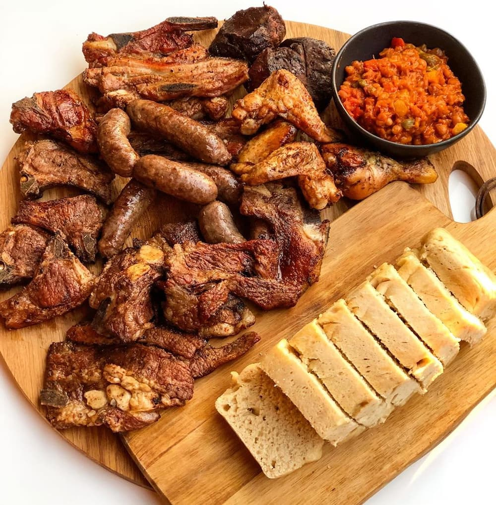 south african traditional food