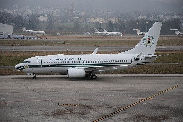 9 of the most expensive planes flown by African presidents (photos)