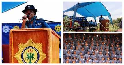 Who run the world? Girls! SAPS deploys thousands of women officers