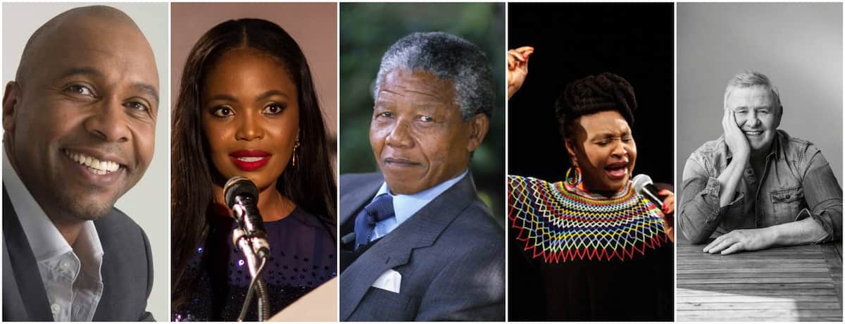 South African icons