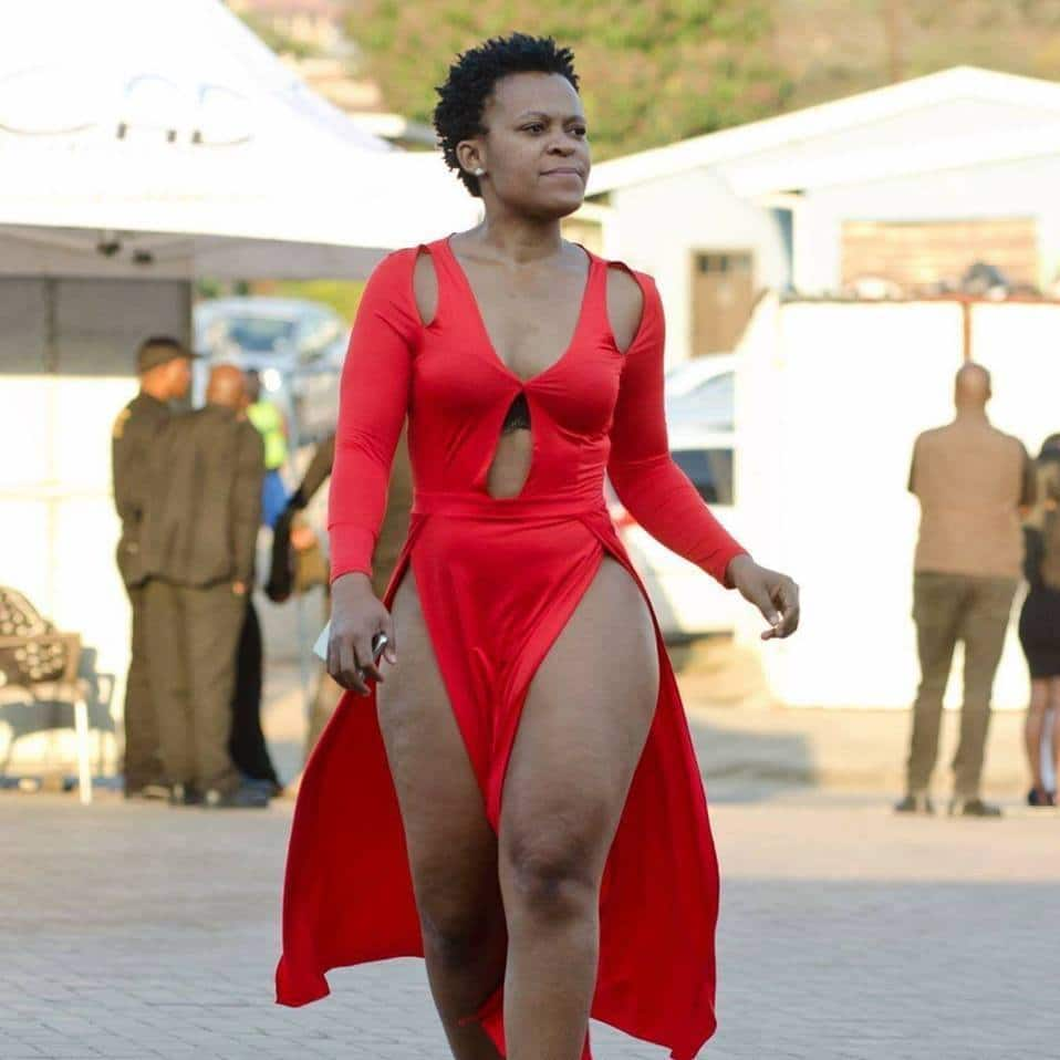 How old is zodwa?