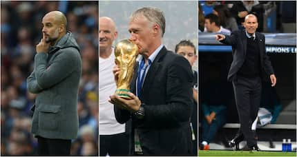 The top 7 best-performing managers in the world of football in 2018
