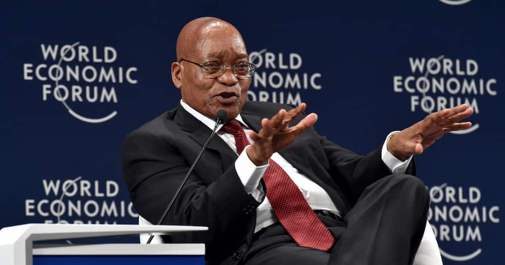 Zuma's foundation lashes out at Zondo after 'non-negotiable' dates set