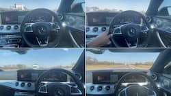 """""""My trust issues would never allow"""": Video of self driving car causing a stir online"""