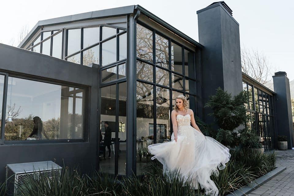 best outdoor wedding venues Cape Town