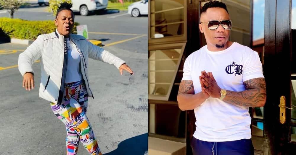Zodwa Wabantu, shares, why, 'dumped', former boss, DJ Tira