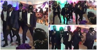 Groom and his groomsmen set the dance floor alight, wows Social media