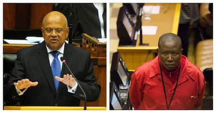 Fact Check: Do the facts support Malema's charges against Pravin Gordhan?