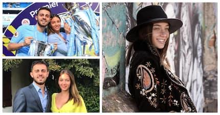 Meet Man City star Bernado Silva's stunning girlfriend Alicia Verrando
