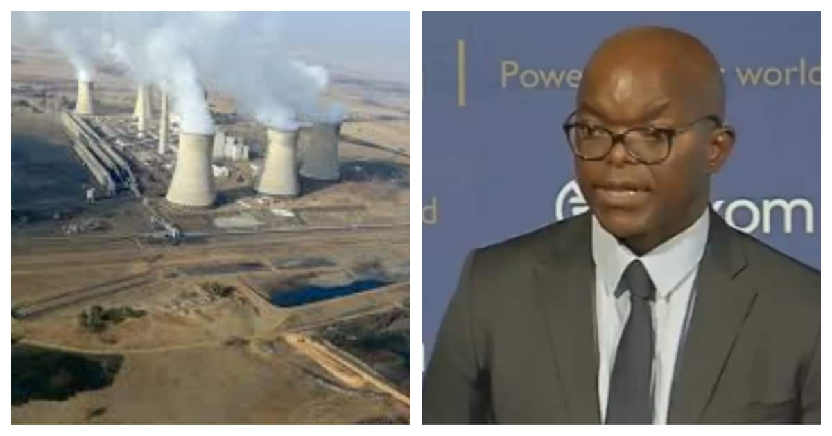 Eskom CEO Phakamani Hadebe says changes must be made to ...