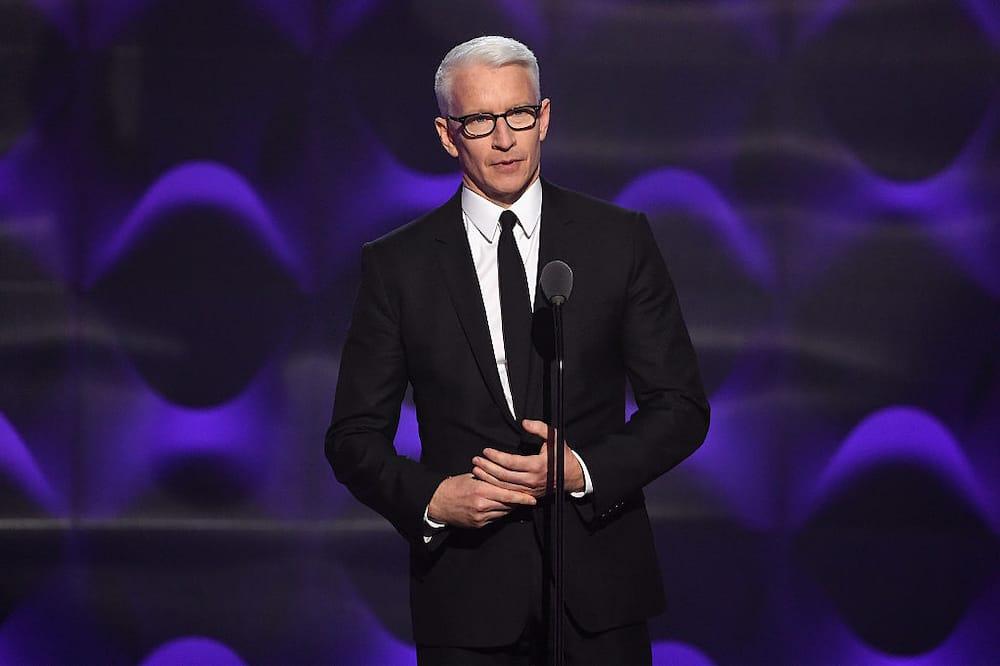 Anderson Cooper salary