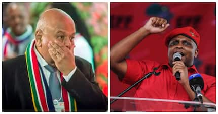 Shivambu vs Gordhan: 9 hectic claims by Floyd against Pravin