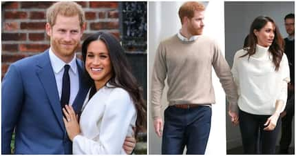 Royal baby on the way! Harry and Meghan announce they are expecting their first child