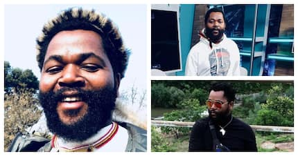 """""""Too old"""" for the music industry: Sjava reflects on words from ex"""